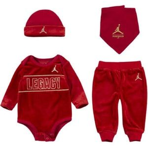 Jordan Matching Sets - Jordan outfit for infant 0-6 months brand new